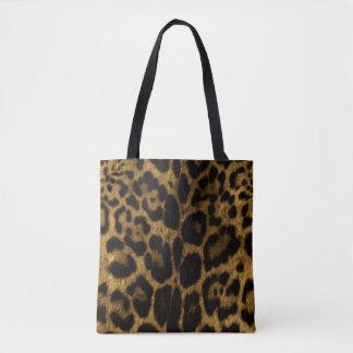 Jaguartryck Tygkasse