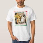 Jah Rastafari - erövra som är lejont T Shirt