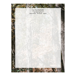 Jakt/fiske för natur för skogträdCamo kamouflage Brevhuvud