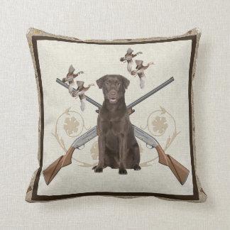 Jakter för Labrador Retriever Kudde