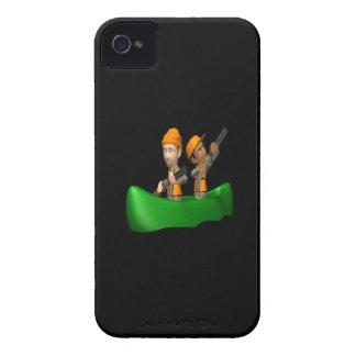 Jaktfartyg iPhone 4 Case-Mate Fodral