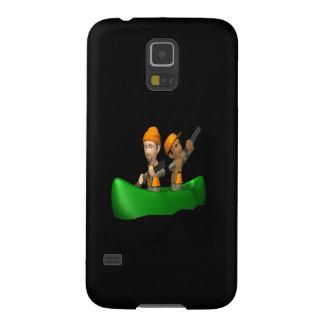 Jaktfartyg Galaxy S5 Fodral