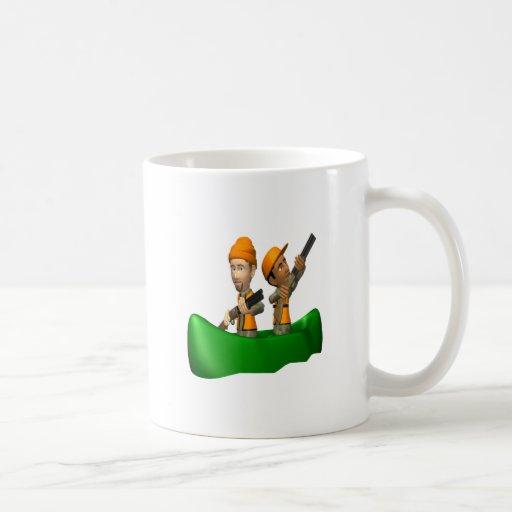Jaktfartyg Kaffe Mugg