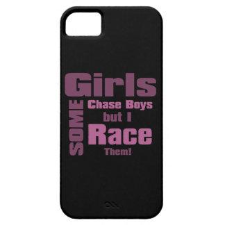 Jaktpojkar för några flickor men I-tävling dem iPhone 5 Skal