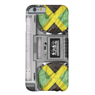 Jamaica boombox barely there iPhone 6 skal