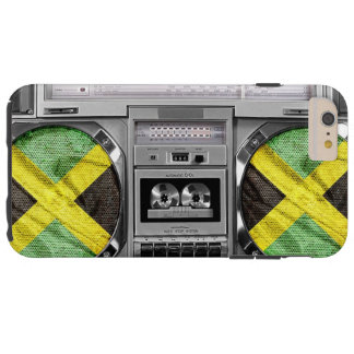 Jamaica boombox tough iPhone 6 plus fodral