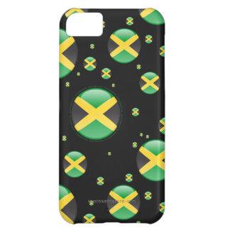 Jamaica bubblar flagga iPhone 5C fodral