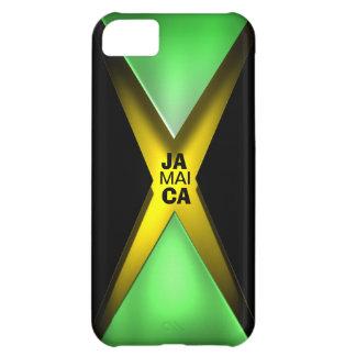 Jamaica flaggaVeck-Ut iPhone 5C Fodral