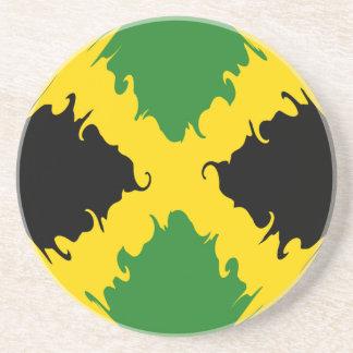 Jamaica Gnarly flagga Underlägg