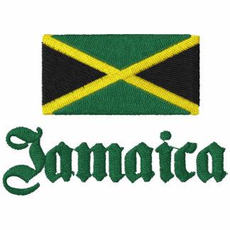 Jamaica Poloskjorta Broderad Tröja