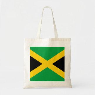 Jamaikansk flagga budget tygkasse