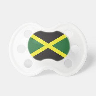 Jamaikansk flagga napp