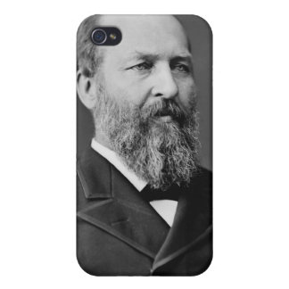 James A. Garfield iPhone 4 Cases