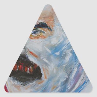 james connolly triangelformat klistermärke