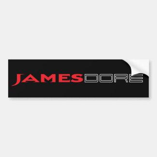 James Dore klistermärke Bildekal