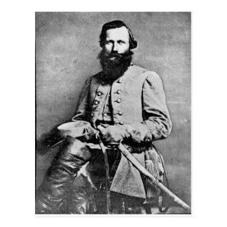 James Ewell bruna Stuart circa 1833-1864 Vykort