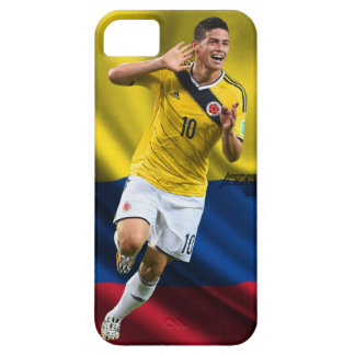 James fodral colombia iPhone 5 skydd