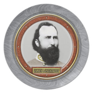 James Longstreet Tallrik