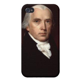 James Madison iPhone 4 Cases