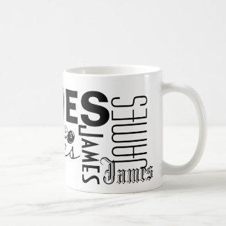 JAMES - personifiera muggen Kaffemugg
