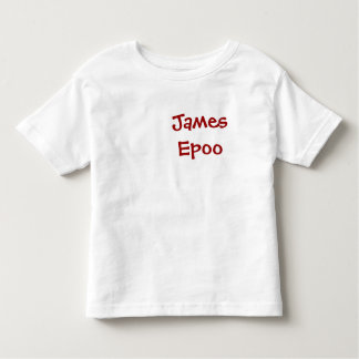 James skräddarsy Epoo - T-shirts