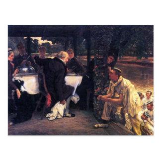 James Tissot - den Prodigal sonen i modern LivTh Vykort