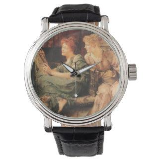 Jämförelser av Lawrence Alma-Tadema Armbandsur