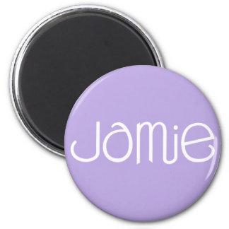 Jamie vitmagnet magnet