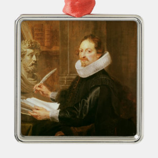 Jan Gaspar Gevartius, c.1628 Julgransprydnad Metall