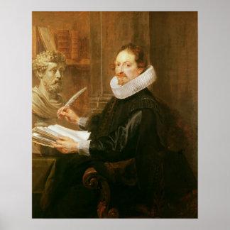 Jan Gaspar Gevartius, c.1628 Poster