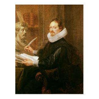 Jan Gaspar Gevartius, c.1628 Vykort
