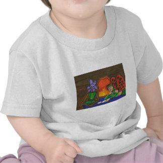 Jan panorerar Mothtricks och Bethany lek card.jpg Tee Shirt