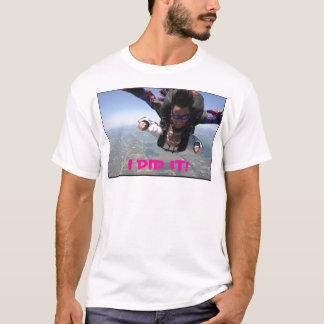 Jana som skydiving GJORDE JAG, DEN! 41 T Shirts