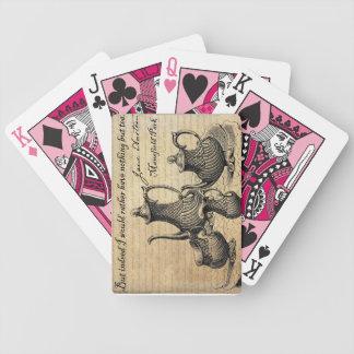 Jane Austen: Ingenting utom Tea Spelkort
