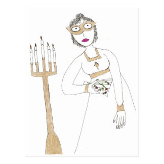 Jane Austens kuslig maskerad boll Vykort