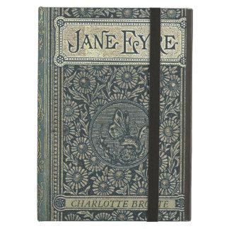 Jane Eyre Charlotte Bronte gammalt bokomslag iPad Air Skydd