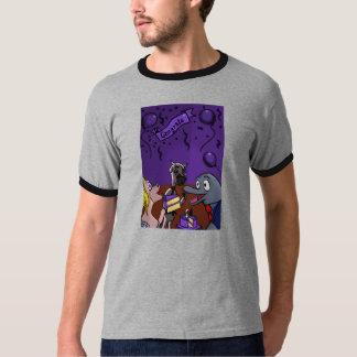 Janelles bröllop t-shirt