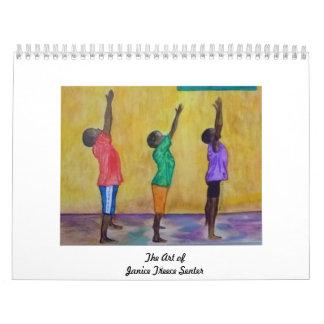 Janice Treece Senter kalender