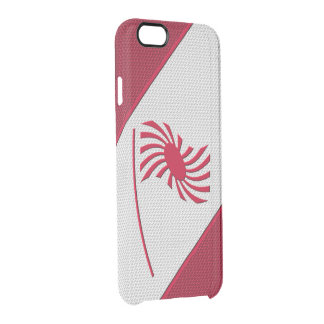 Japan Clear iPhone 6/6S Skal