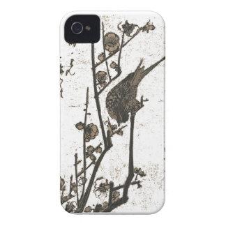 Japan:  Fågel Case-Mate iPhone 4 Skydd