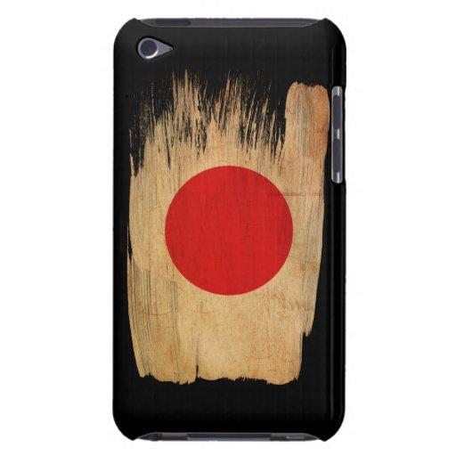 Japan flagga barely there iPod hud