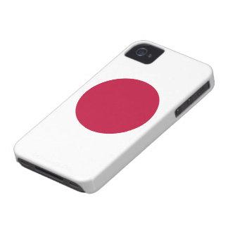 Japan flagga iPhone 4 hud