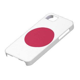 Japan flagga iPhone 5 fodral