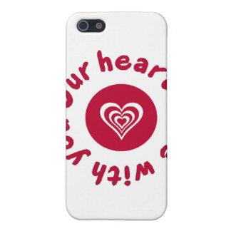 Japan jordskalv och Tsunamilättnadsskjorta iPhone 5 Fodraler