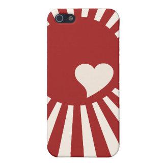 Japan kärlek iPhone 5 hud
