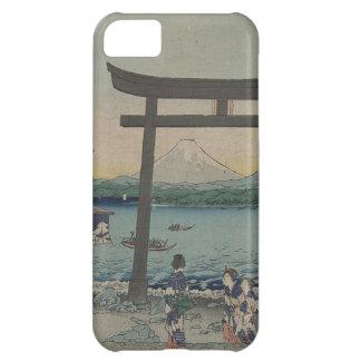 Japan: Vintagefodral iPhone 5C Fodral
