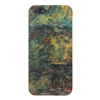 Japanen överbryggar - Claude Monet iPhone 5 Hud