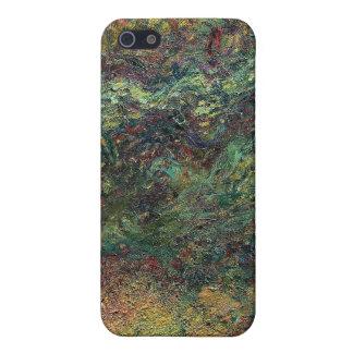 Japanen överbryggar - Claude Monet iPhone 5 Skydd