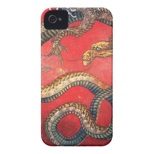 Japansk drake Case-Mate iPhone 4 case