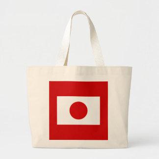 Japansk flagga kasse